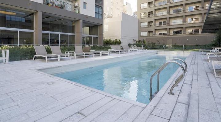 Departamento con amenities en Palermo Queen