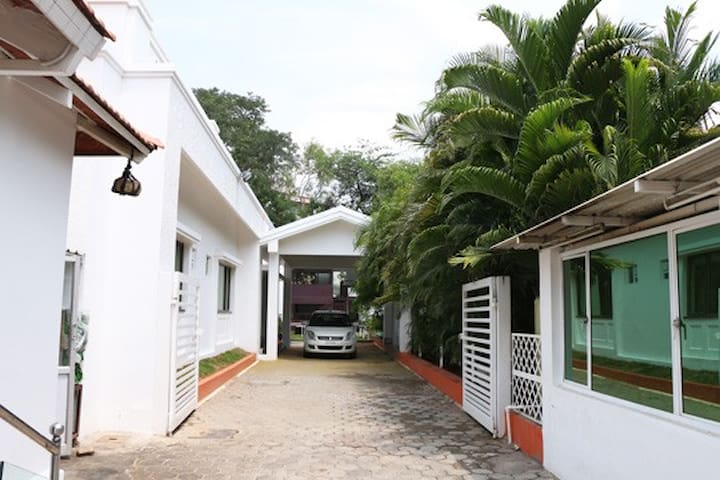 White Castle - Coimbatore - Bed & Breakfast