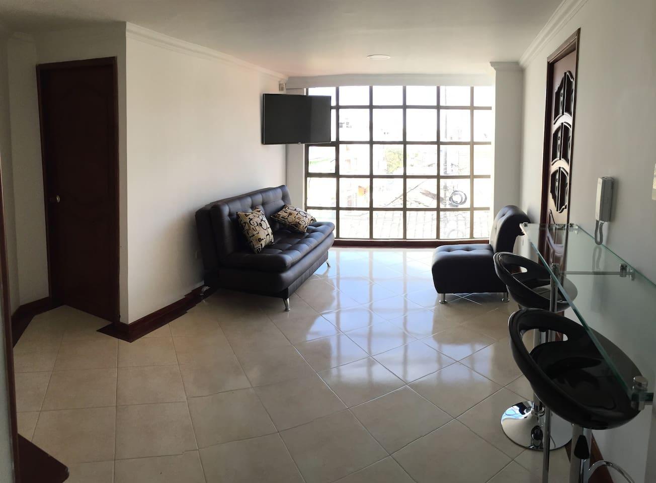 Vista sala