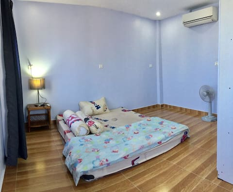 Private Bedroom with Bathroom For Rent