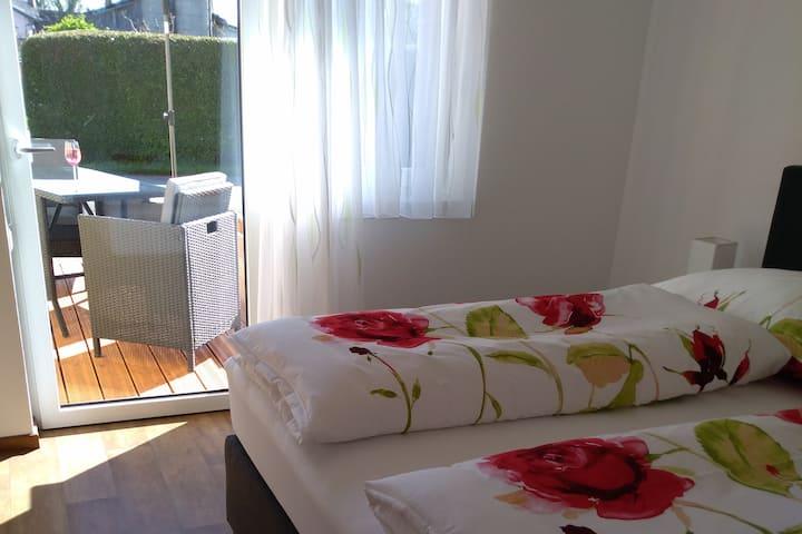 Neu renovierte Ferienwohnung für 2 Personen