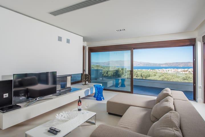 Elea Villas in Crete | Kissamos Villa in Crete - Pirgos - Villa