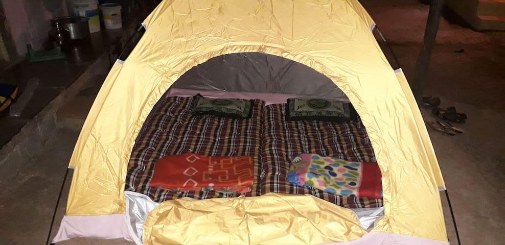 Bhandaradara perfect camp