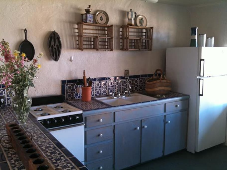 Open Kitchen and Dining