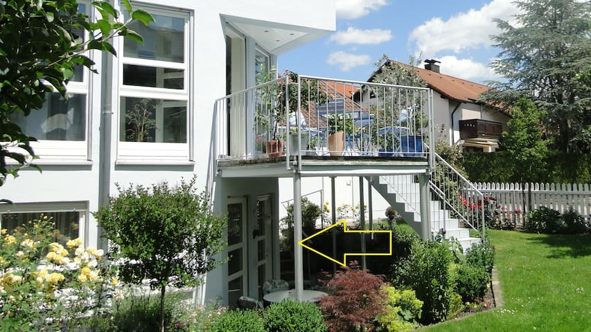 FEW0 16 - Gemütlich wohnen vor den Toren Nürnbergs