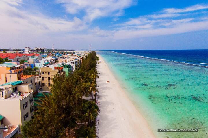 Adventure in Maldives
