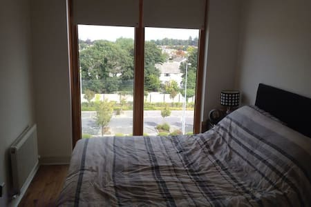Double Room with Ensuite Bathroom on Luas Line - Blackrock - Apartment