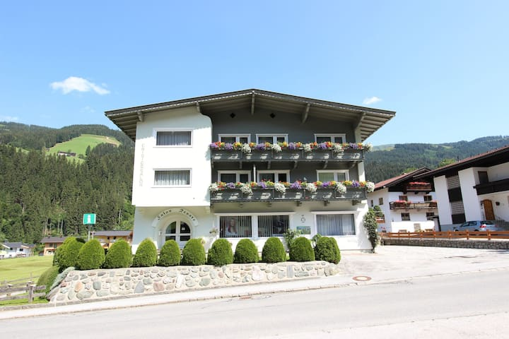 Apartment in Hopfgarten near Ski Area with Garden & Parking