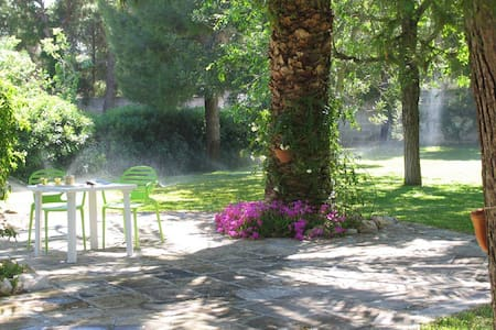 Appartamento in villa con parco - Torre Squillace - Apartment