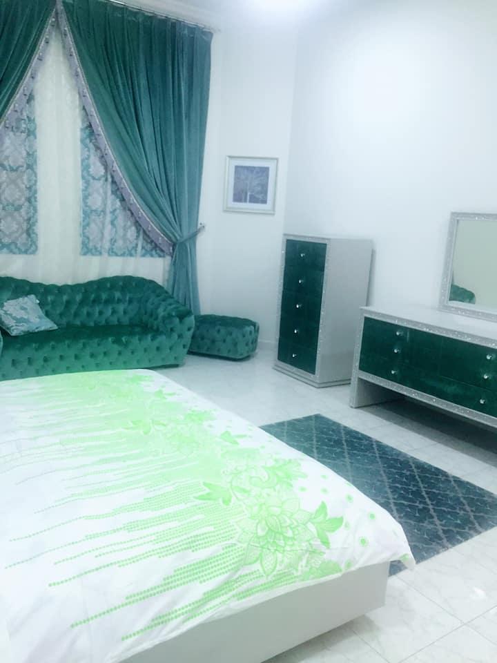 Special room in the villa