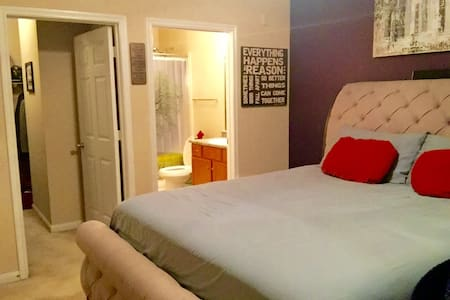 The King's Room - Houston - Apartamento
