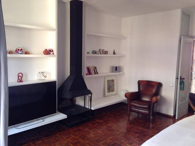 Bright duplex penthouse sea&mountain views - Barcelona - Apartment