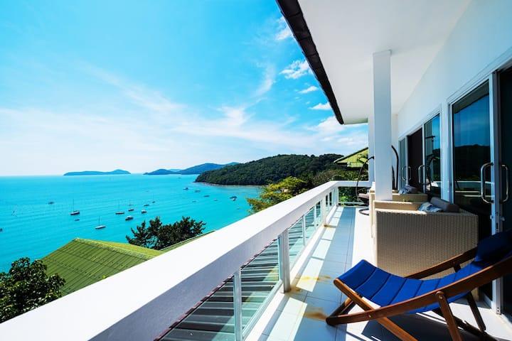 Ao Yon Beach Sea View  -  Phuket Cape Panwa