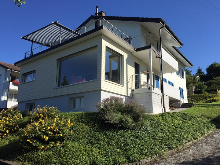 4.5-Zimmer Wohnung in Seengen