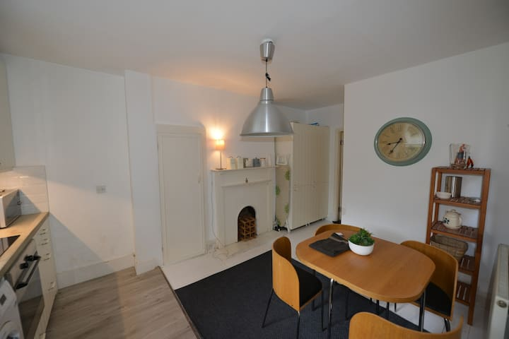 Large One Bed Garden Flat in Fulham