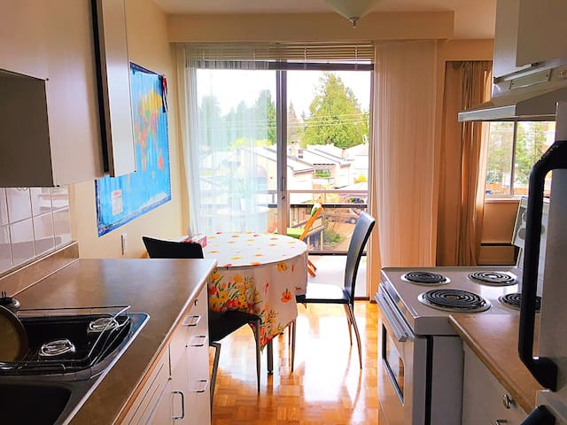 West Vancouver/Taste of Real Vacation is here - Vancouver - Apartmen