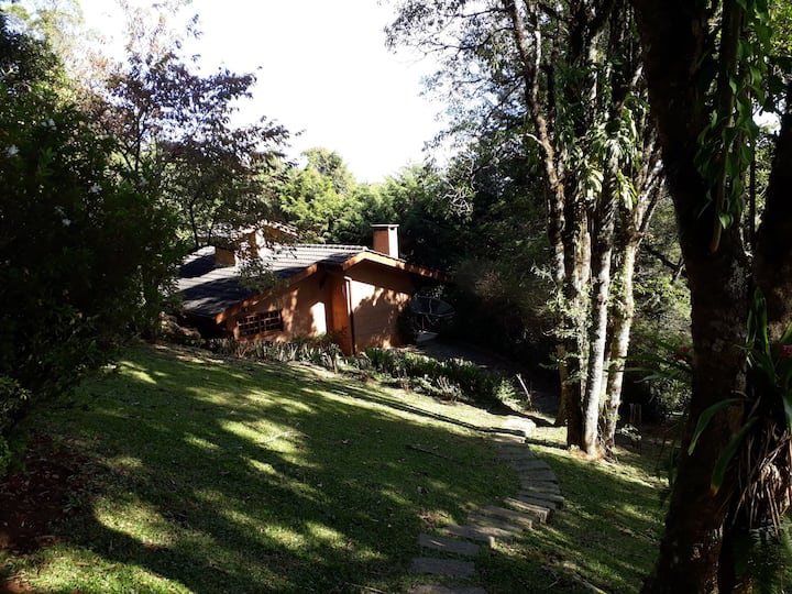 Chalé família - Morada Valbelle - Monte Verde - MG