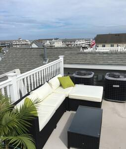Townhouse - 1.5 Blocks to Beach NWW - North Wildwood - House
