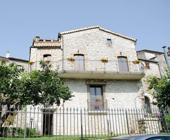 La Torre - Castelnuovo Parano - Lakás