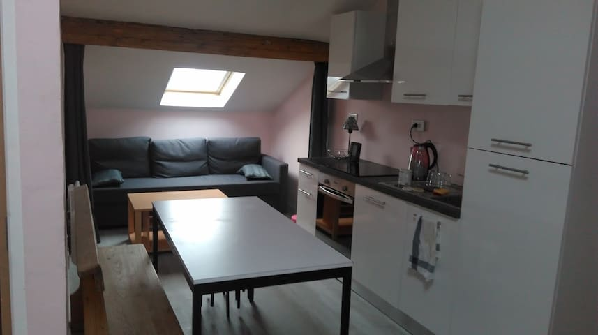 Appartement - Paray-le-Monial - Wohnung
