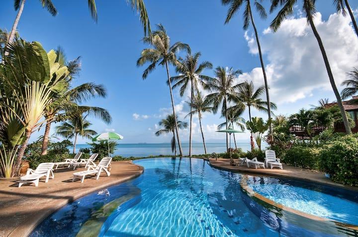 Banyan Villa 3, Bang Por Beach - sleeps 8