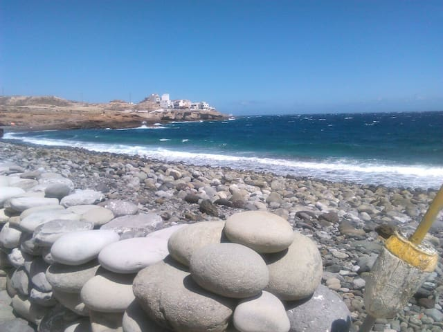 A 10 metro del Oceano, durmiendo con las olas - Санта-Крус-де-Тенерифе - Другое