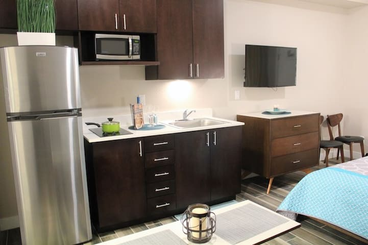 New One Bedroom in heart of SD renting for Week/Mo