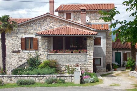 Rural house 6 km away from the sea - Kršan