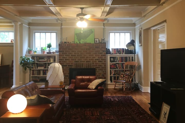 Gorgeous 2-bedroom steps from Piedmont Park