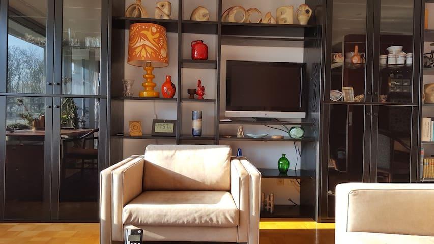 Schöne Wohnung im Asemwald - Estugarda - Apartamento