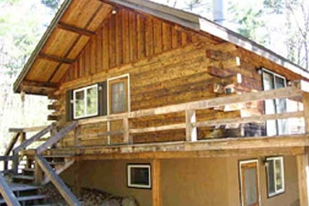 Scenic Point Retreat Log cabin - Jay