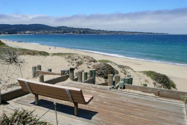 Surfside Apartments - Monterey - Lejlighed
