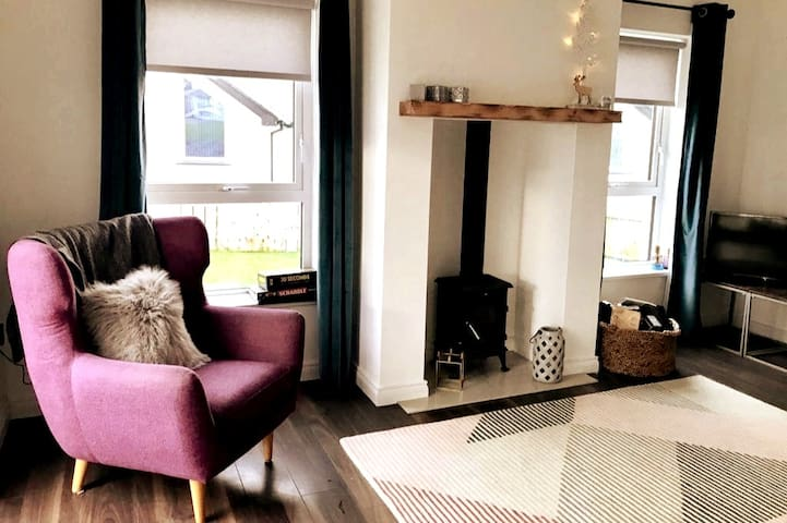 Dunfanaghy contemporary seaside living