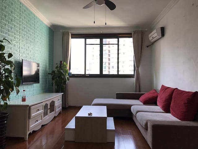 Beautiful  apartment in Jing'an  (secure compound)