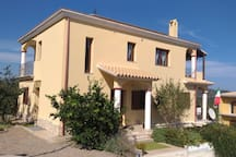 Casa Miriam  - Via delle Peonie - Villaputzu