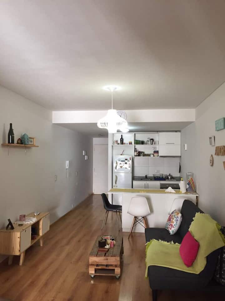 Lindo apartamento en zona turística San Telmo