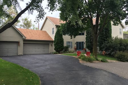 4 BR, 4BA entertainment home 10 miles to Ryder Cup - Minnetonka