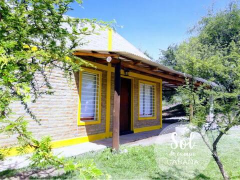 Cabaña Sol de Campo
