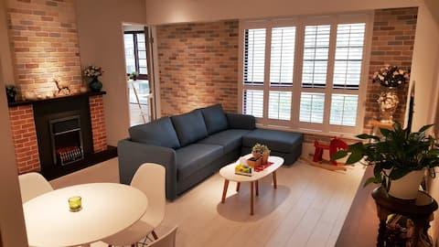 全新精緻整套公寓