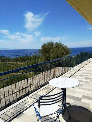 The best seaside house of Bouros-Karystos