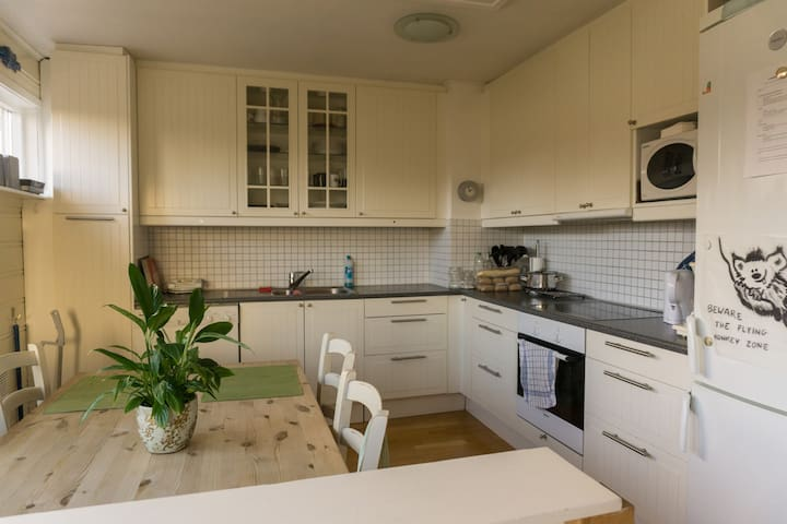 Spacious family friendly house in Bergen - Bergen - Hus