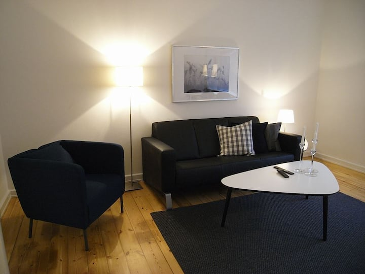 Cosy apartment Next to Nørrebro, Copenhagen <3