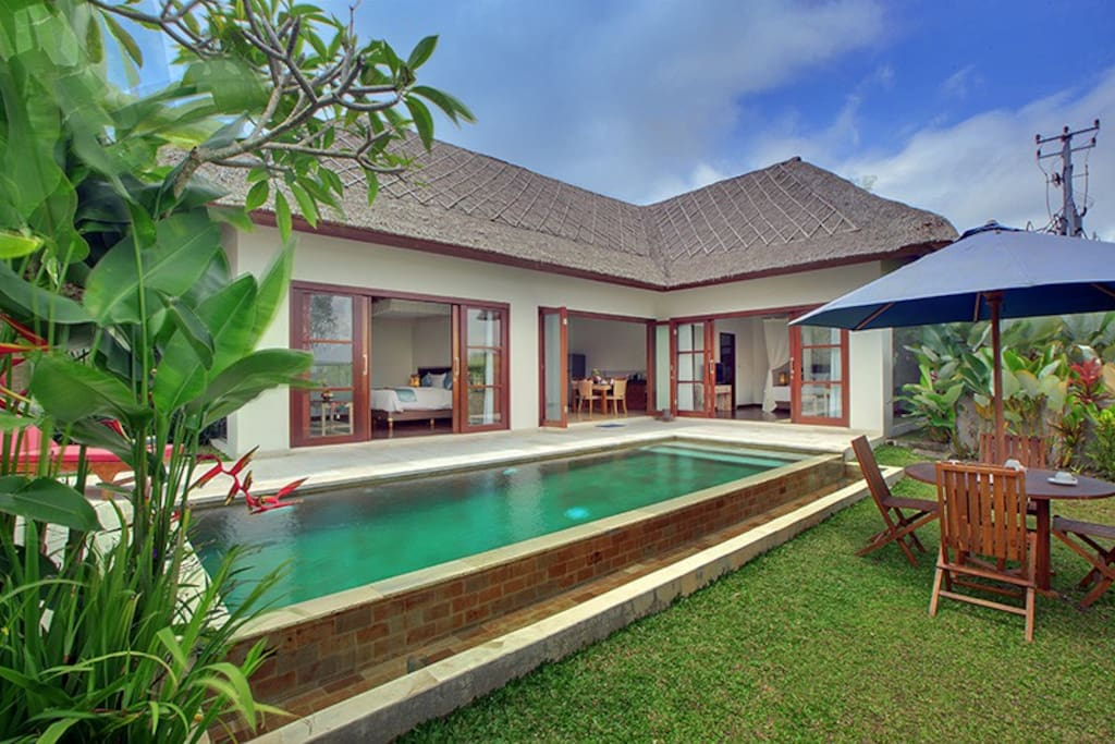 Anusara Luxury Villas-Family two Bedroom Villa