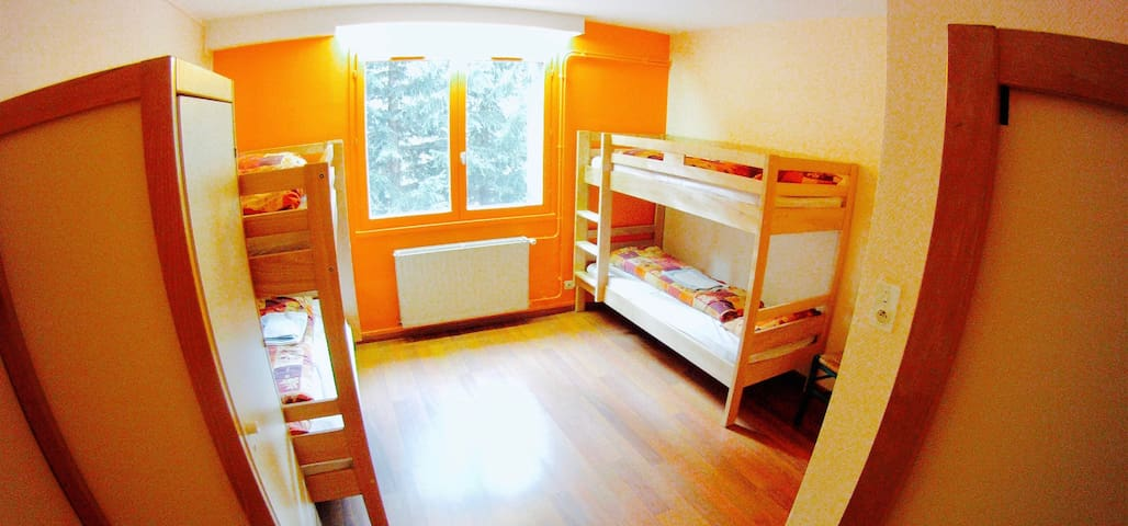 Room for 4 people - Chalet Annapurna