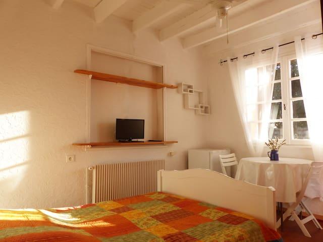 Belle chambre dans Mas avec piscine - Saint-Siffret - Daire