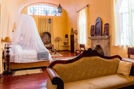 Hotel Hacienda de Trancas - Habitación Capilla