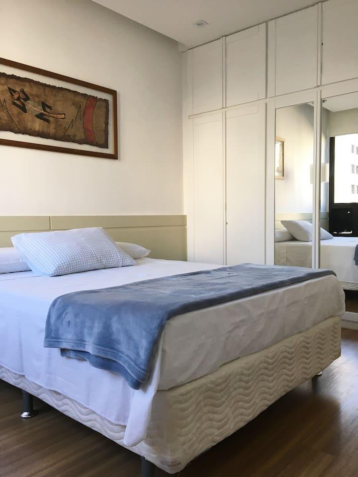 Comfortable and quiet Apartment in Apart Hotel