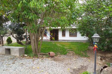 Casa de campo Doña Victoria, Pachacamac