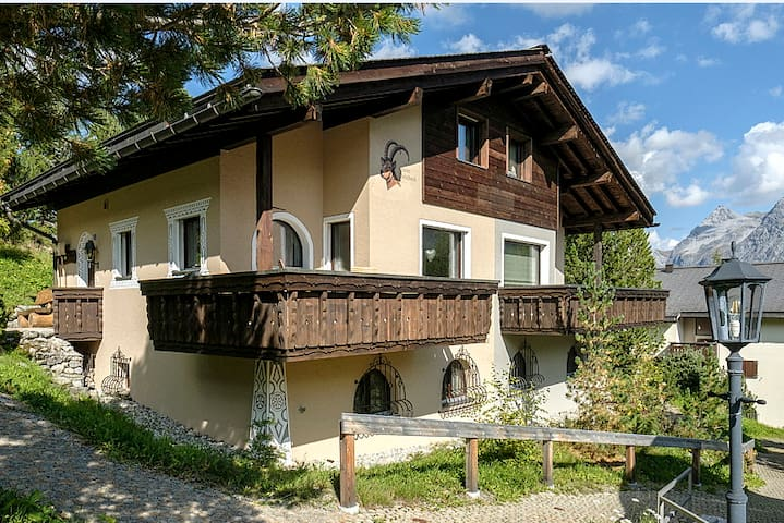 Chalet Steinbock, Luxury Apartment