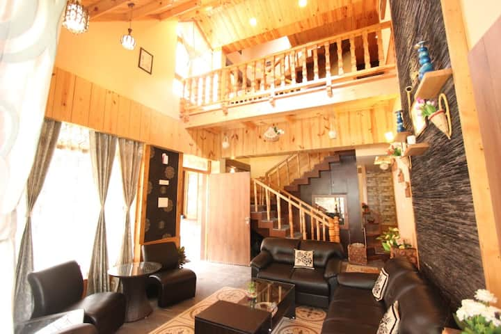 2 Bedroom Villa | Luxurious stay Near Mall |Manali